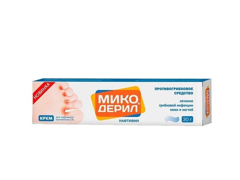 Микодерил крем