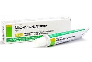 миконаз крем противогрибковый