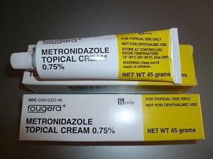 Метронидазол крем