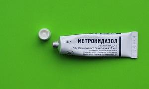 Метронидазол крем инструкция по применению