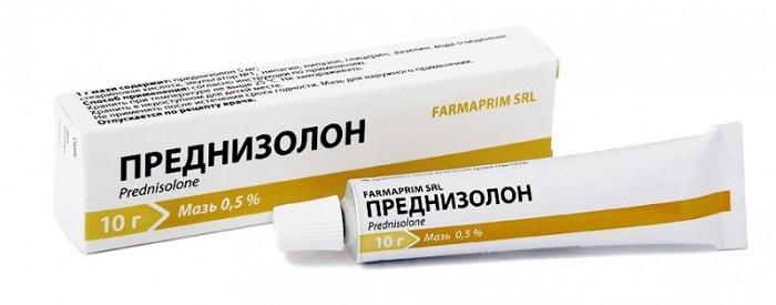 Мазь Преднизолон: показания к применению, побочные эффекты