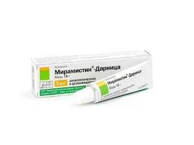 Мирамистин крем