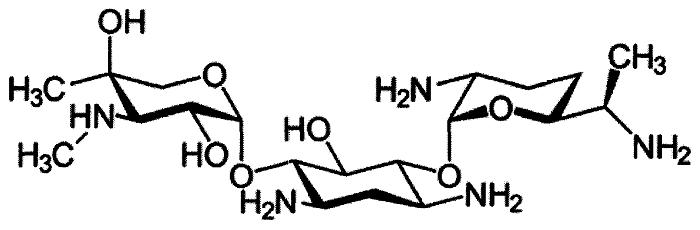 Гентамицин вещество