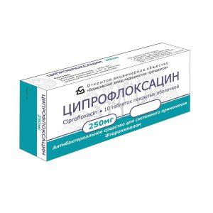Ципрофлоксацин что это
