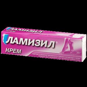 Ламизил крем от чего помогают