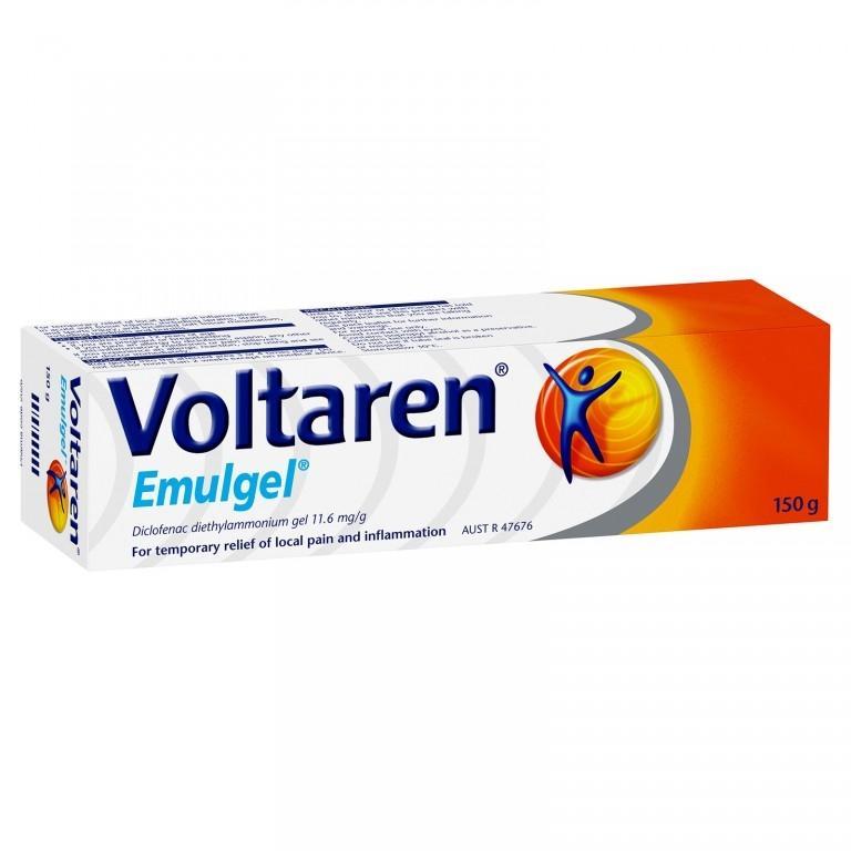 Вольтарен гель фармакологическая характеристика
