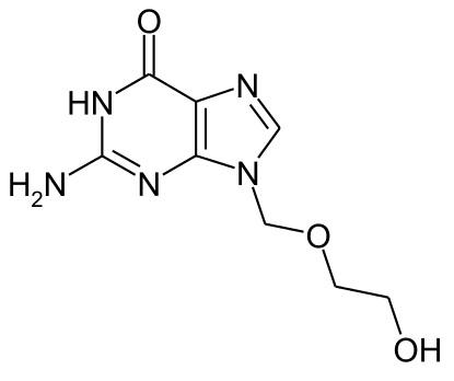 Ацикловир вещество