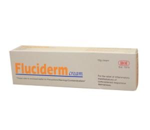 Флуцидерм крем