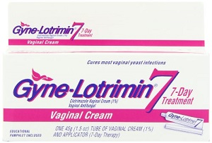 Гине-лотримин крем