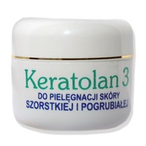 Кератолан крем