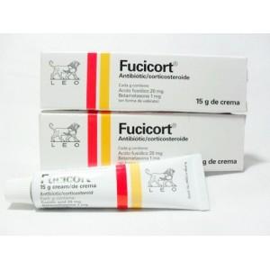 Фуцикорт крем