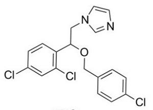 Нитрат эконазола формула