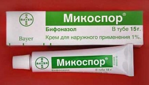 Микоспор крем свойства