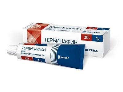 Тербинафин крем что это
