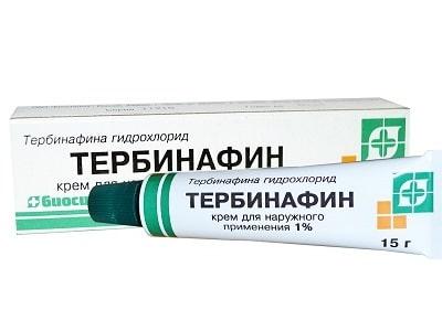 Тербинафин крем производители