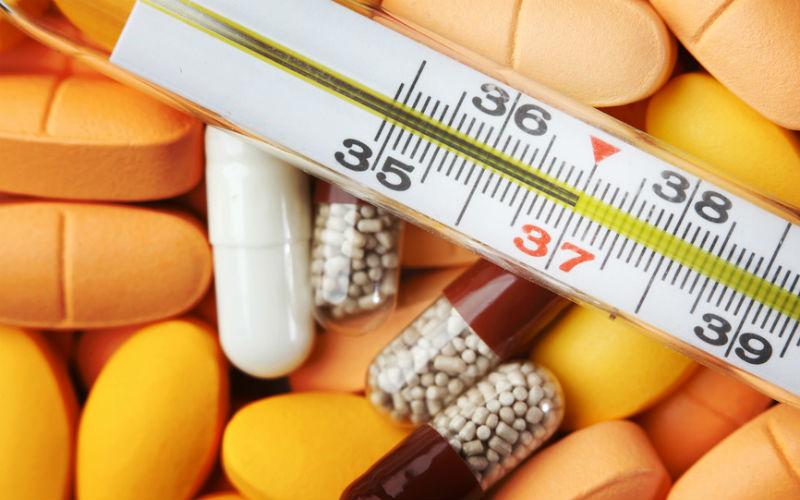 Противовирусные препараты формы выпуска