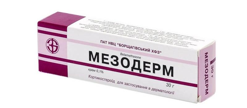 Мезодерм крем