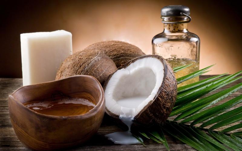 Народные средства от солнечных ожогов кокосовое масло