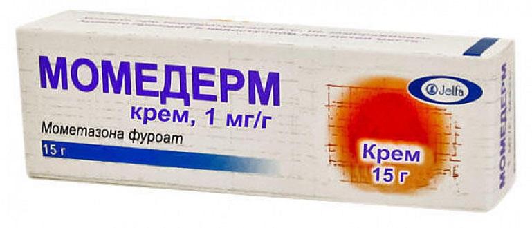 Момедерм крем