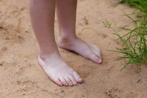 Против грибка ног у детей