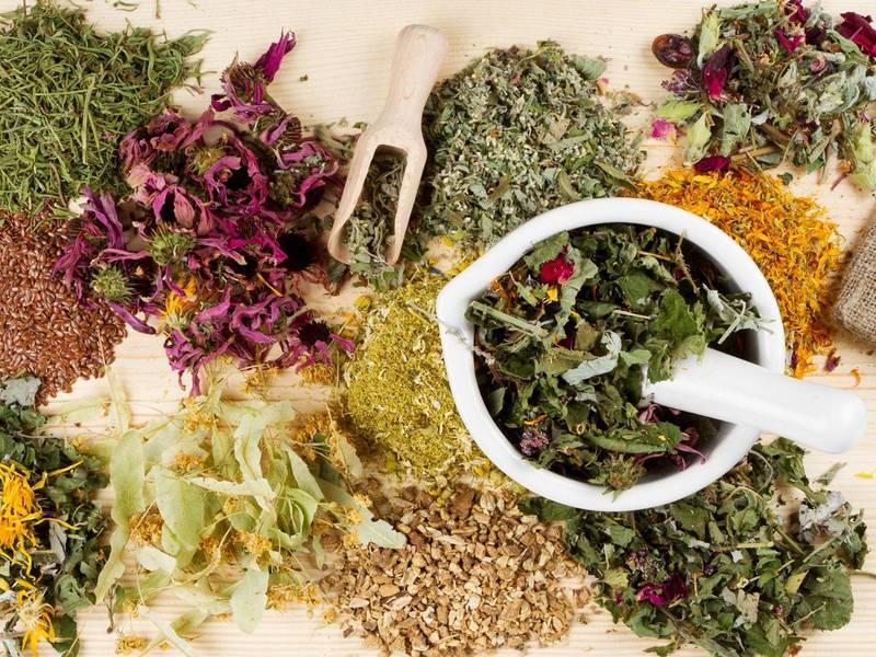 Лечение артрита народными средствами смесь трав