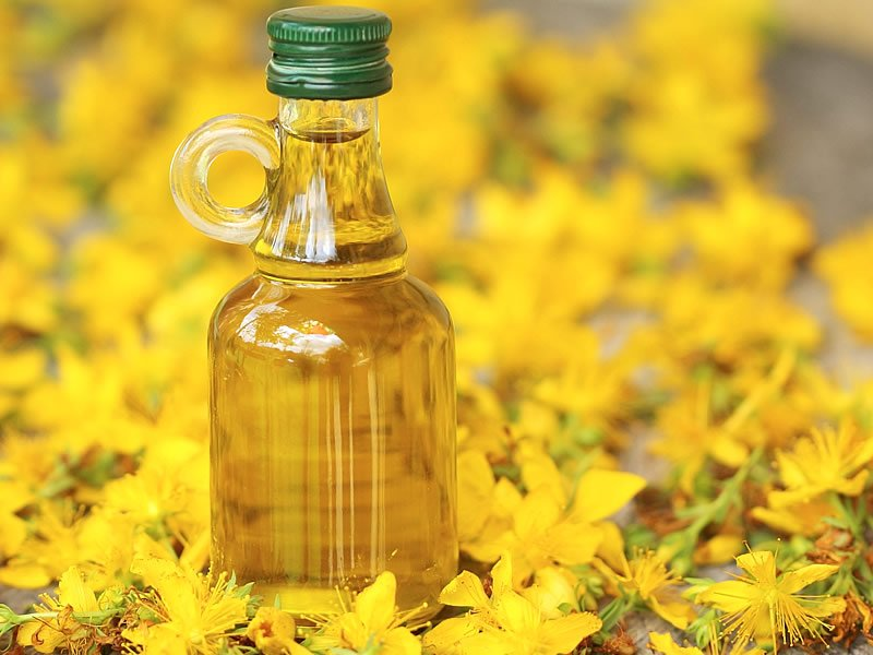 Лечение витилиго народными средствами масло зверобоя