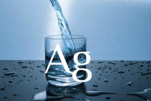 Во избежание негативных последствий будет достаточно 1 процедуры в неделю серебряная вода