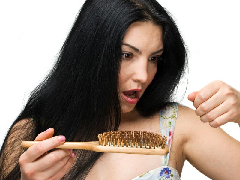 Народные средства от выпадения волос причины