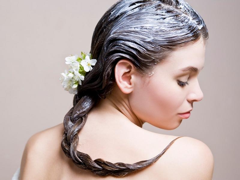 Народные средства от выпадения волос маски