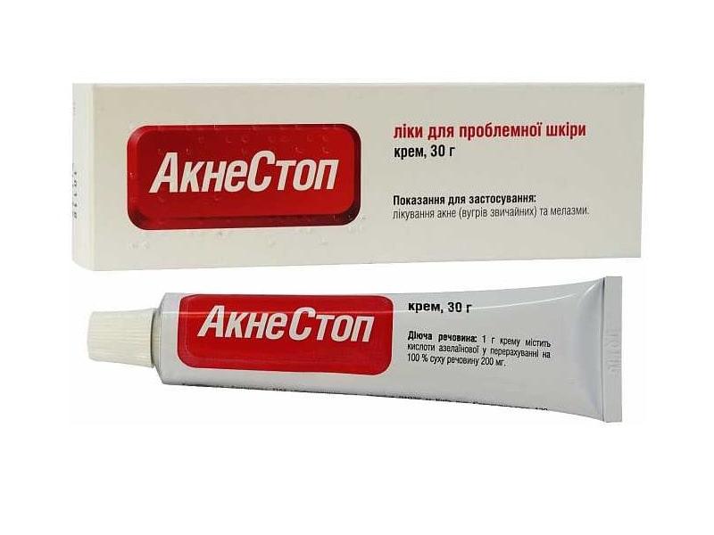 АкнеСтоп крем