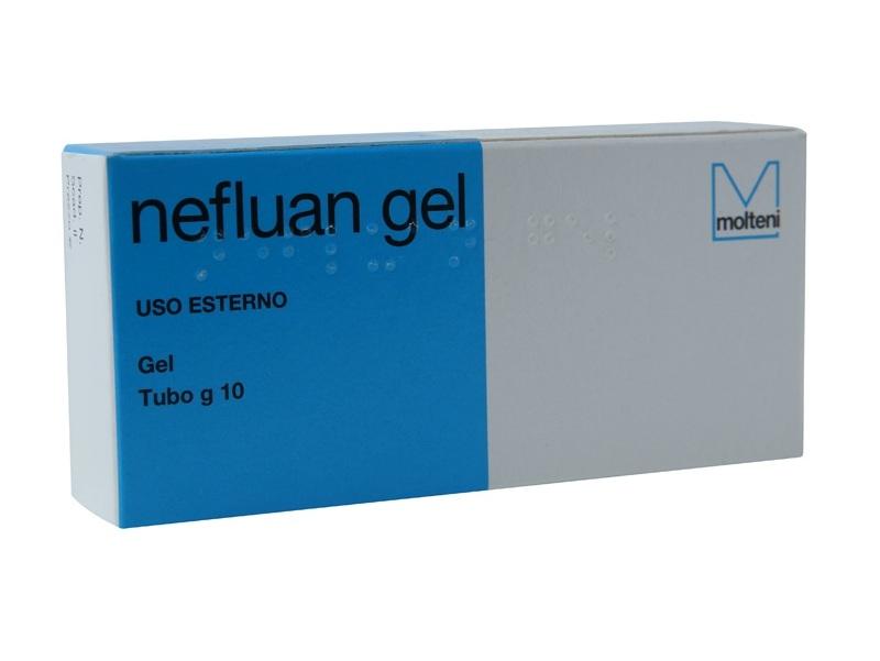 Нефлуан гель