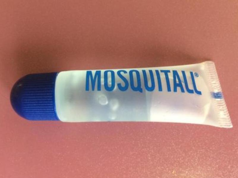 Москитол скорая помощь гель-бальзам что это