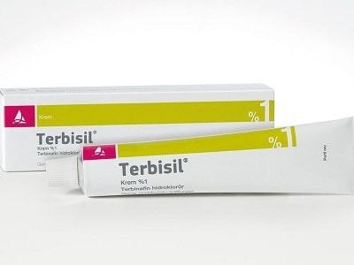 Тербизил крем от чего помогает