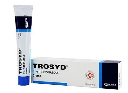 Трозид крем гель что за препарат