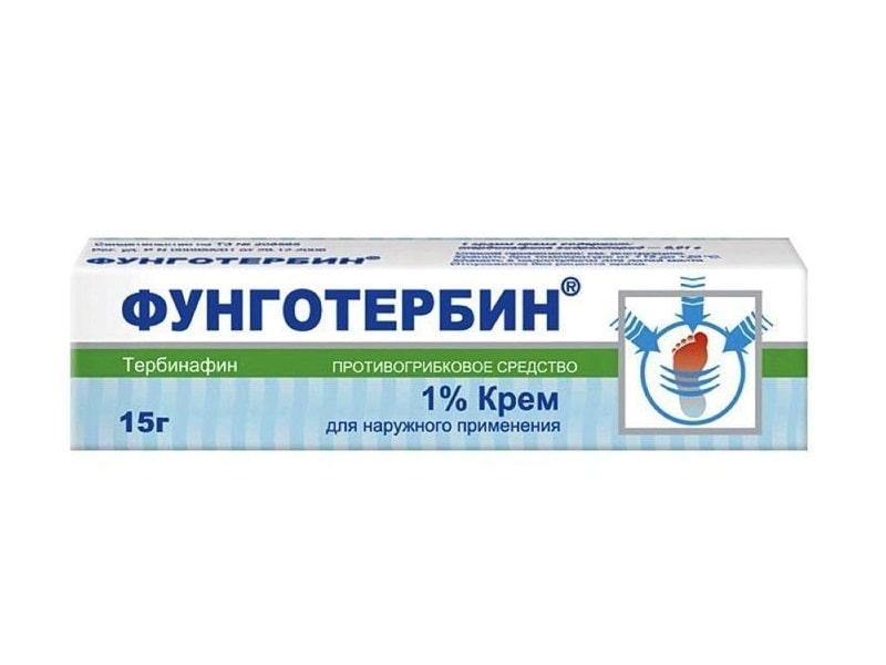 Фунготербин крем