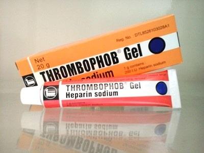 Тромбофоб гель что за препарат