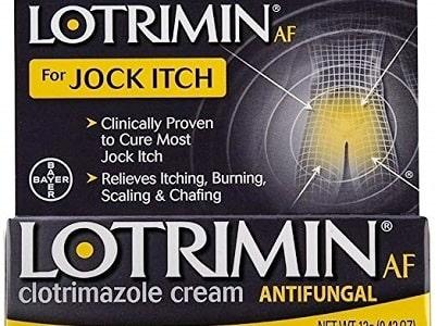 Лотримин крем виды
