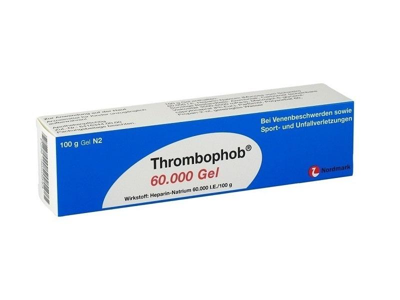 Тромбофоб гель