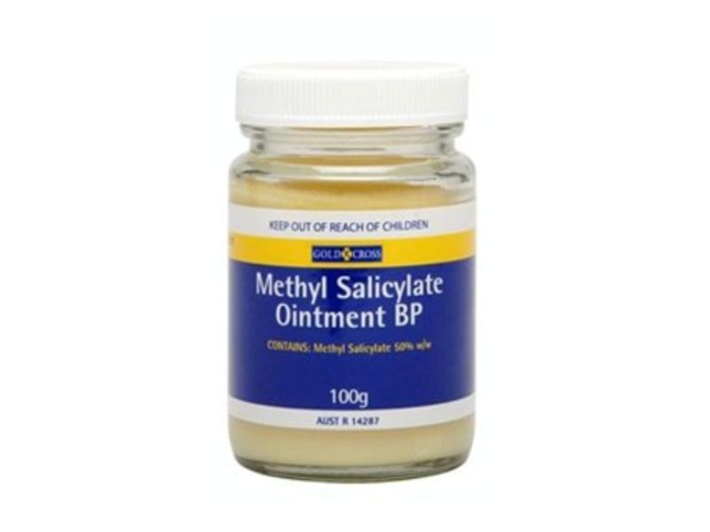 Метилсалицилат мазь