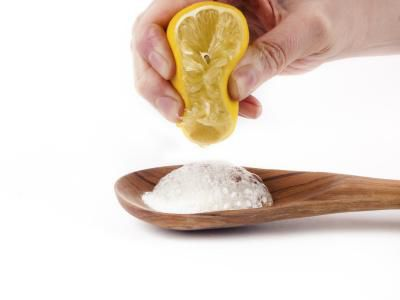 Сода с лимонным соком