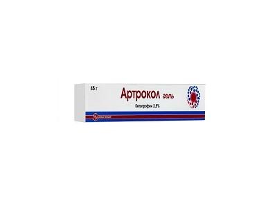 Артрокол гель