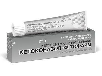Кетоконазол крем указания