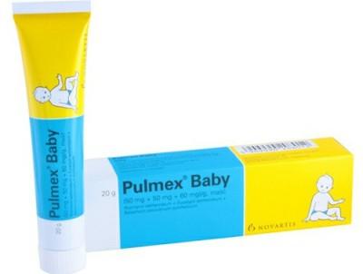 Пульмекс беби мазь при беременности