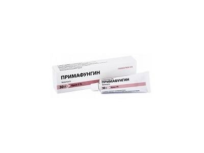 Примафунгин крем